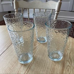 Tall Libbey Drink Glasses